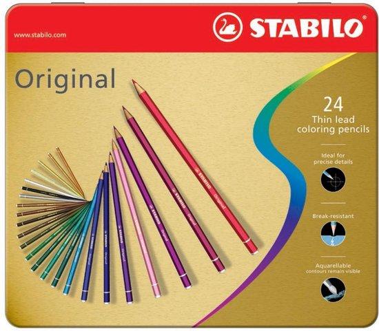 STABILO Original Kleurpotloden