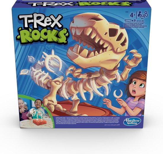 T-Rex Rocks