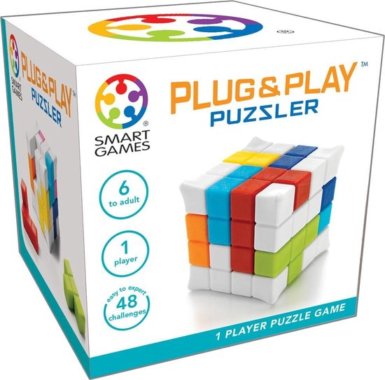 Smart Games – Plug & Play Puzzler