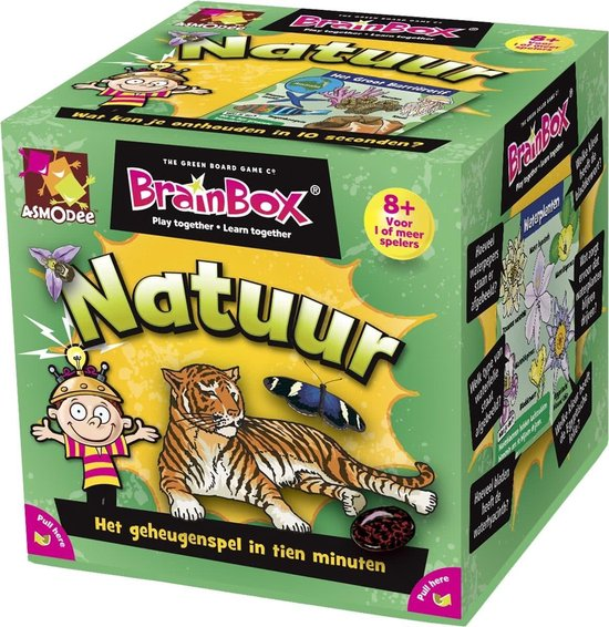 Brainbox – Natuur