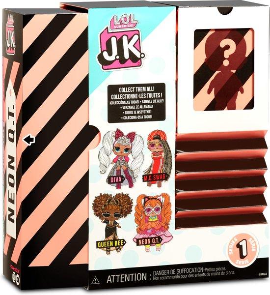 L.O.L. Surprise J.K. Doll Neon Q.T