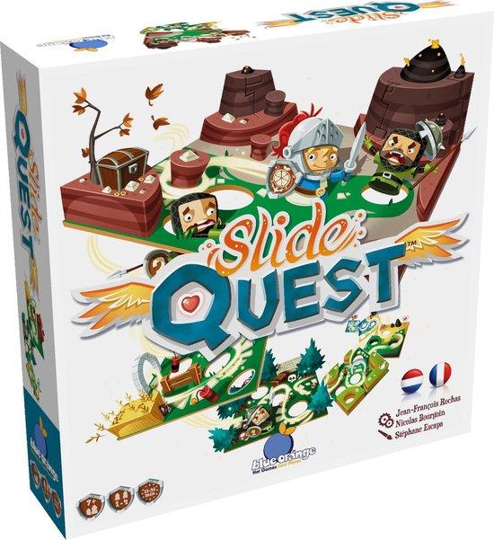 Slide Quest – Bordspel