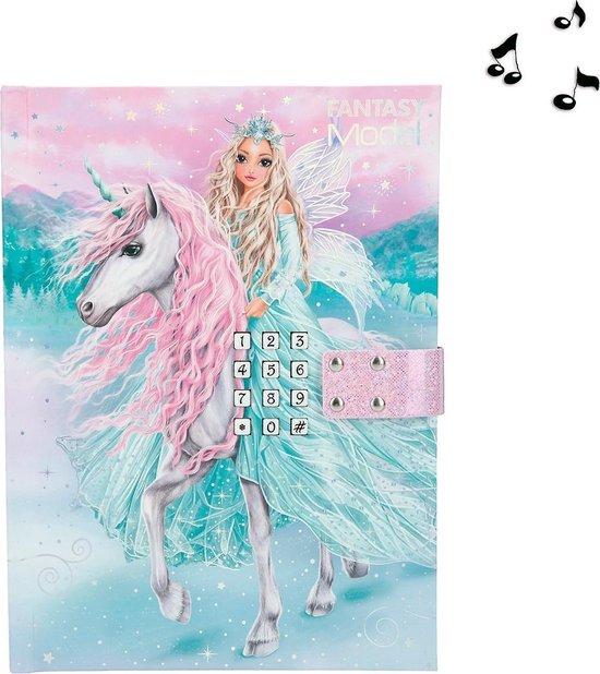 Fantasy Model dagboek ICEFRIENDS