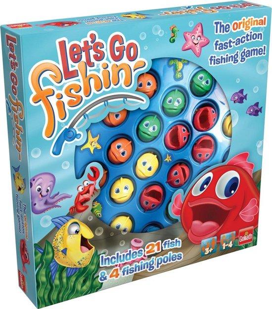 Let's Go Fishing Original