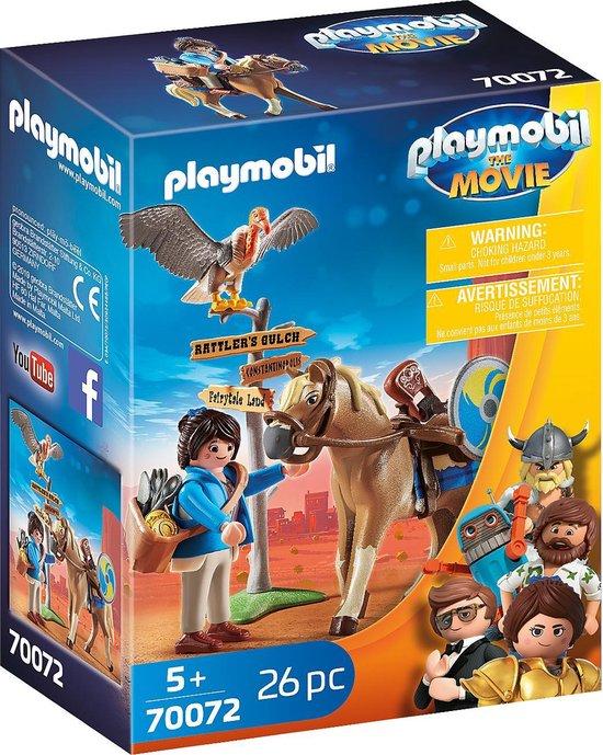PLAYMOBIL: THE MOVIE Marla met paard – 70072