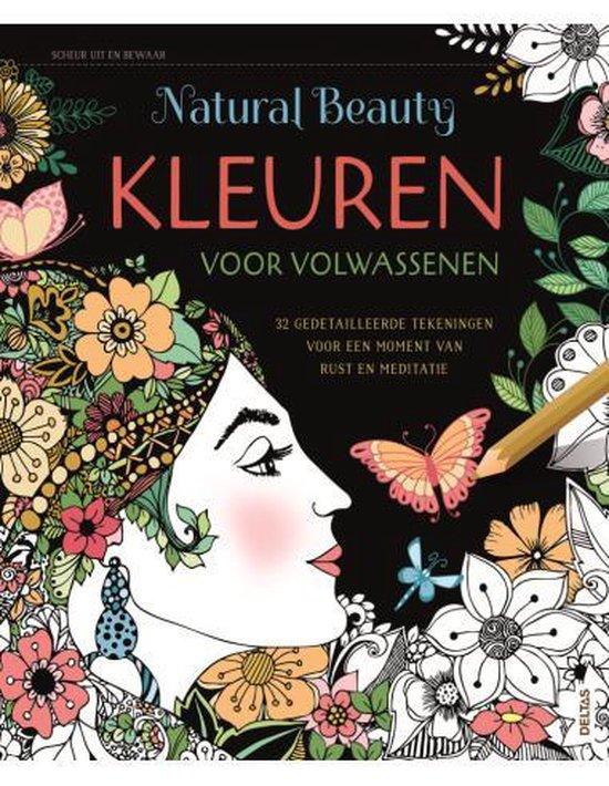 Natural Beauty – Kleuren voor volwassenen
