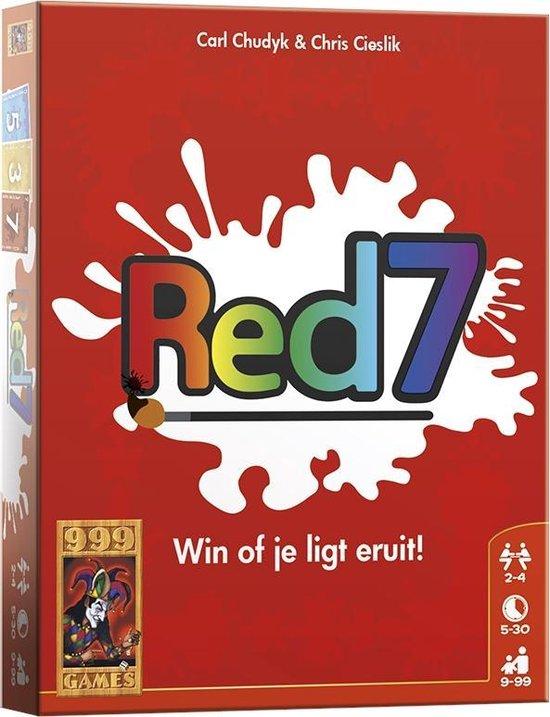 Red 7 Kaartspel