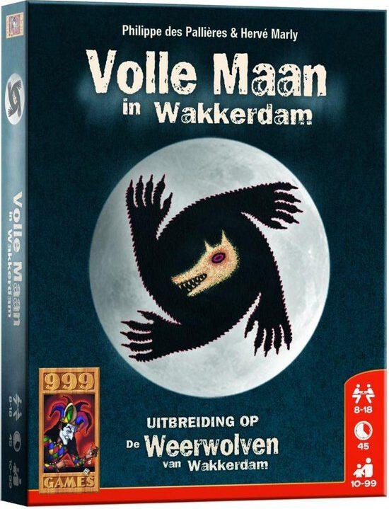 Uitbreiding Volle Maan in Wakkerdam