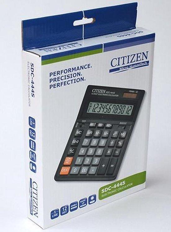 Citizen Desktop Basisrekenmachine