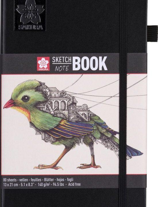 Sakura schets/notitieboek