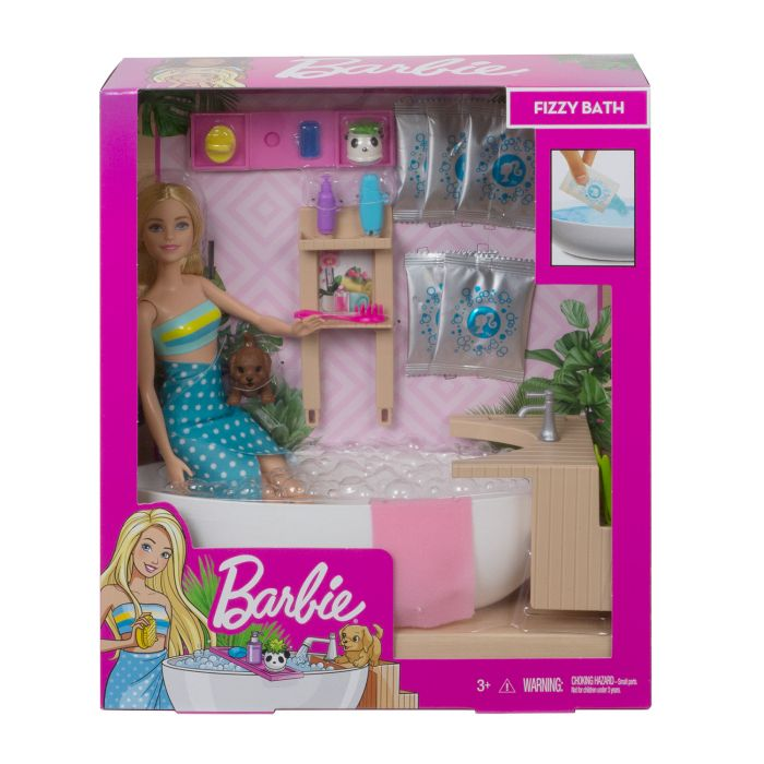 Barbie Wellness Badkuip