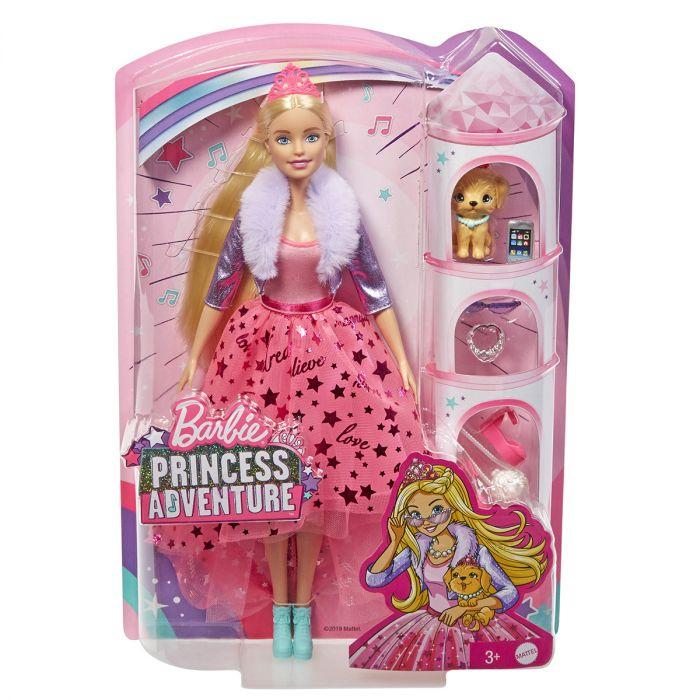Barbie Princess Adventure Luxe Prinses Barbie