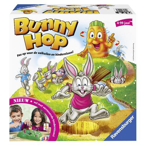Spel Bunny Hop