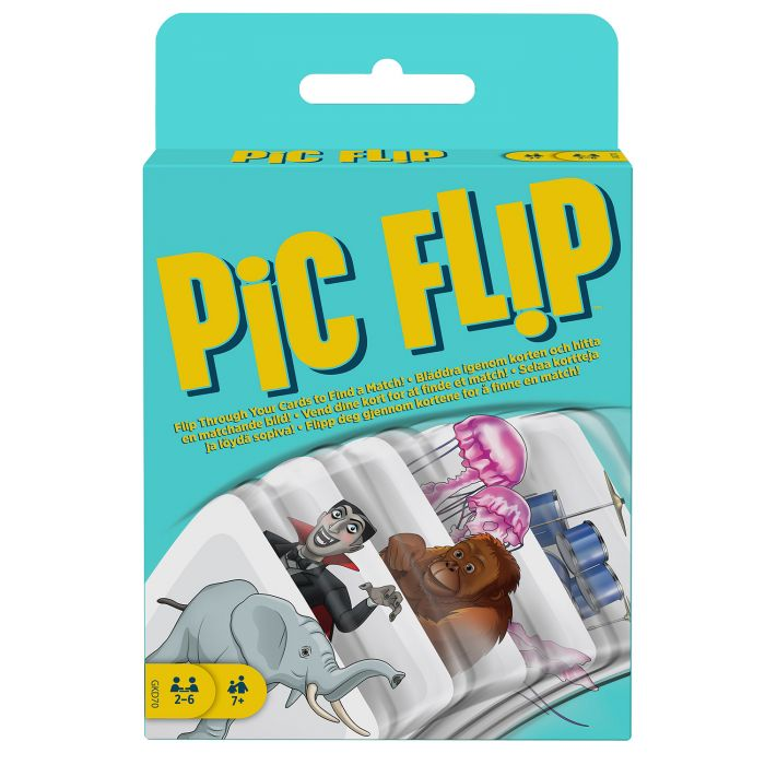 Spel Pic Flip