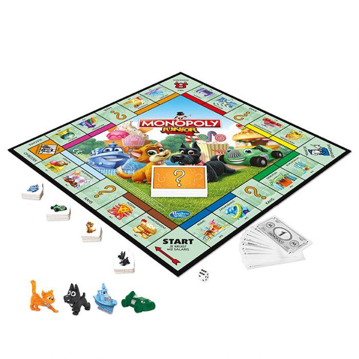 Spel Monopoly Junior