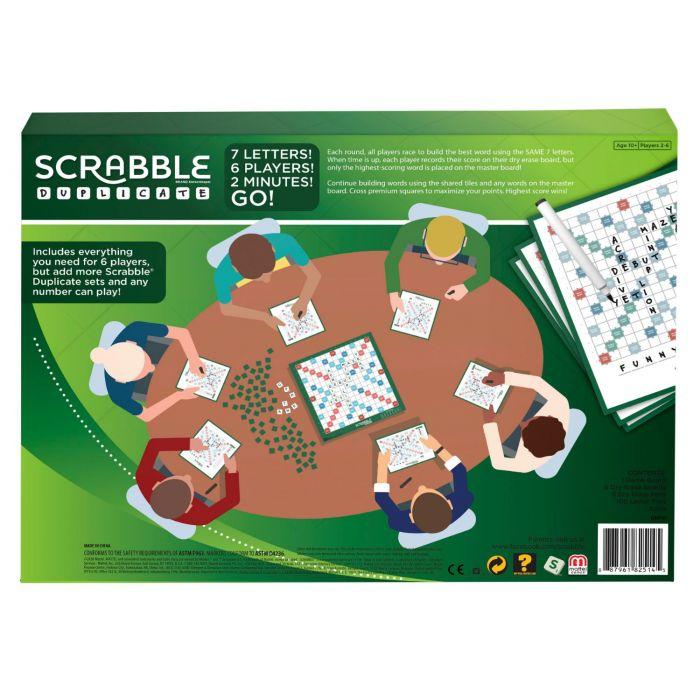 Spel Scrabble Duplicate Dutch