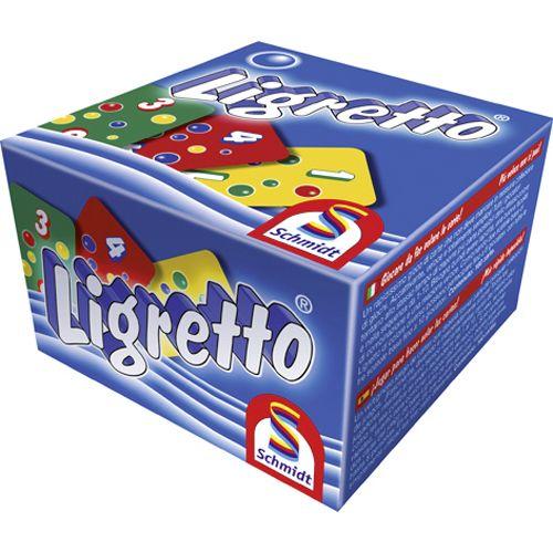 Spel Ligretto Blauw
