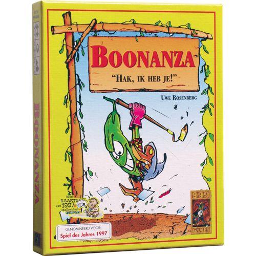 Spel Boonanza Hak Ik Heb Je Kaartspel