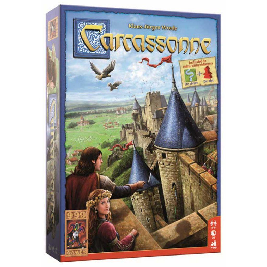 Spel Carcassonne