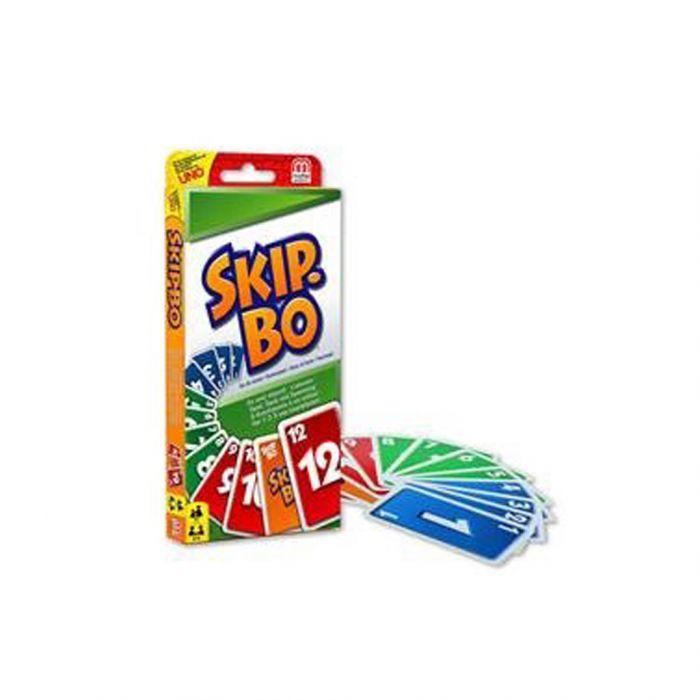 Kaartspel Skip-Bo