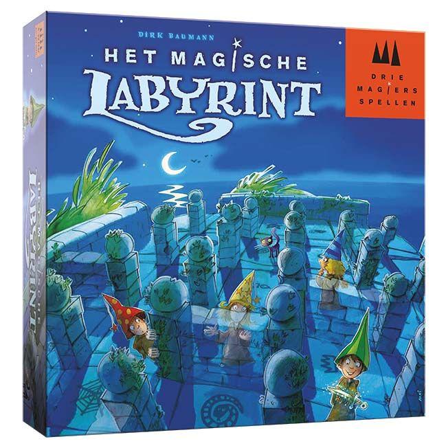 Spel Het Magische Labyrint
