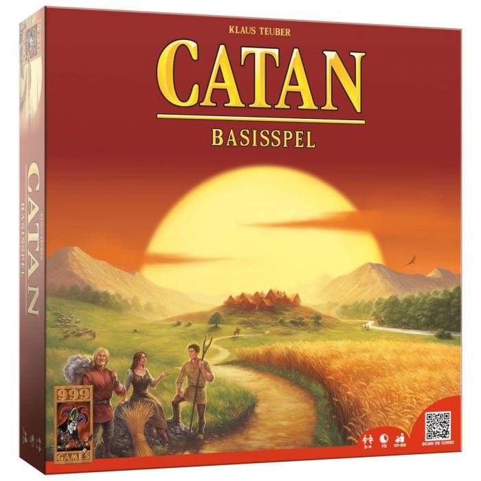 Spel De Kolonisten Van Catan Basisspel