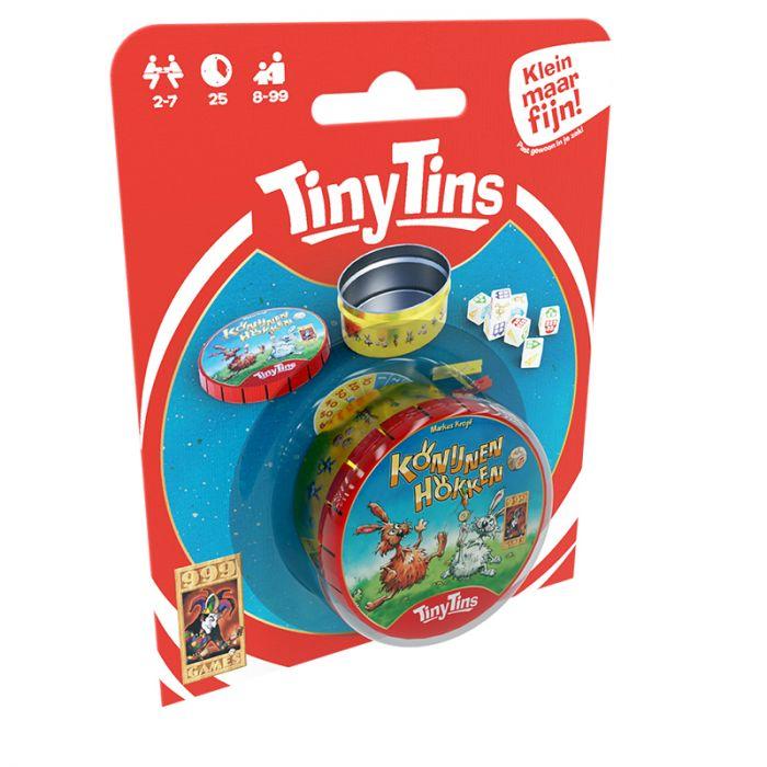 Spel Tiny Tins Konijnen Hokken