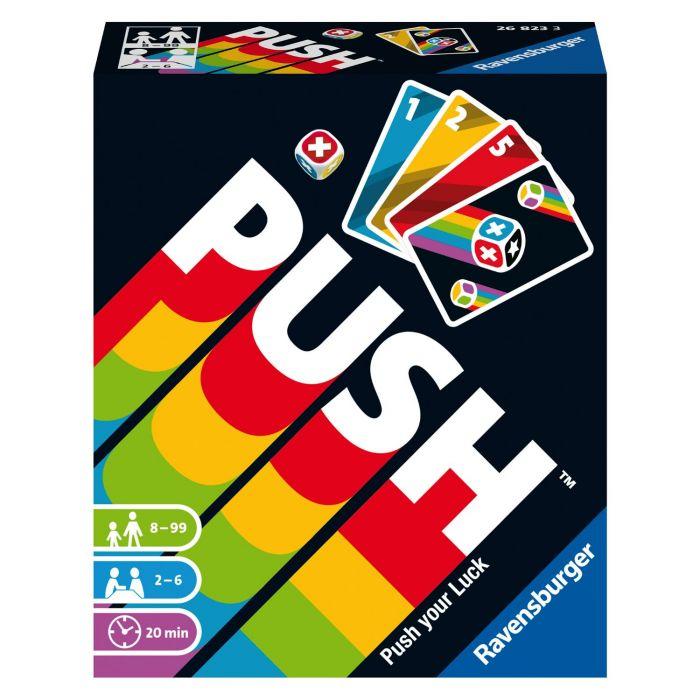 Kaartspel Push