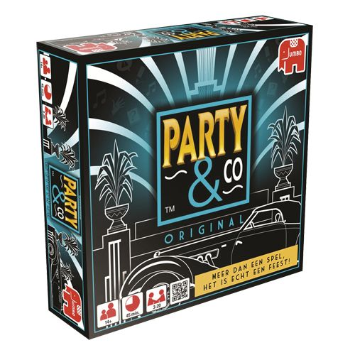 Spel Party & Co Original