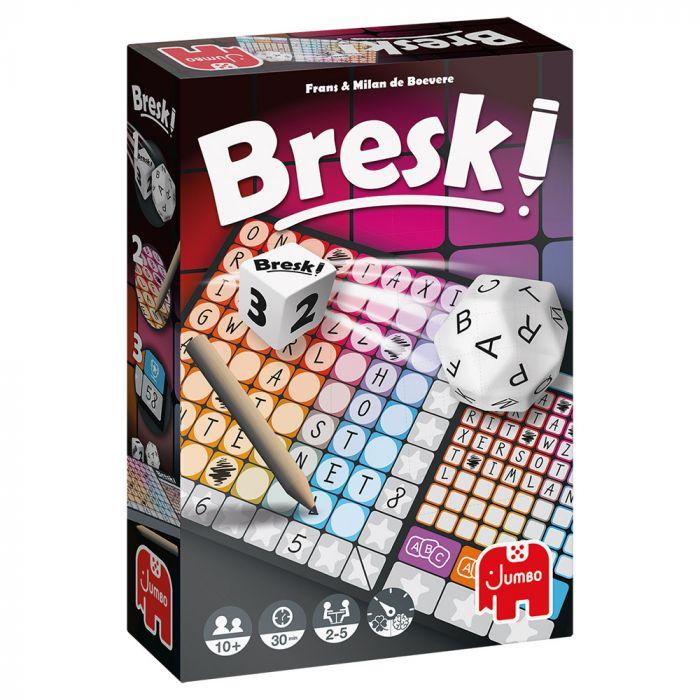 Spel Bresk!