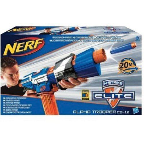 Nerf N-Strike Elite Alpha Trooper