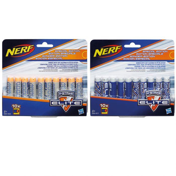 Nerf n-Strike Elite 10 Pak New Deco Darts Assorti