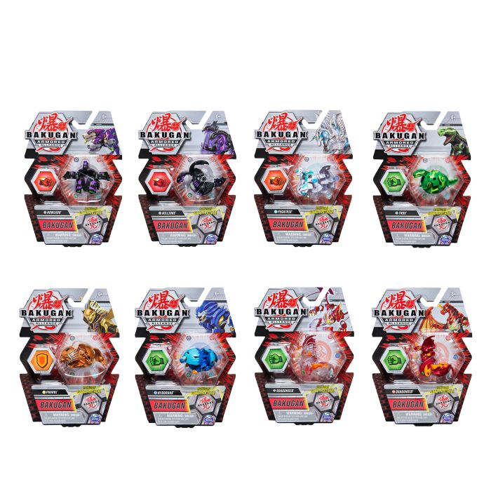 Bakugan S2.0 Basis Ball 1 Pack Assorti