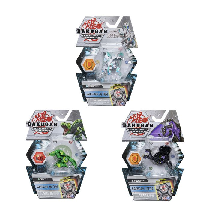 Bakugan S2.0 Ultra Ball Pack Assorti