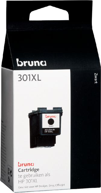 Bruna 301 XL Zwart