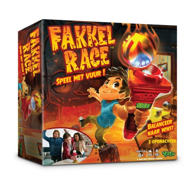 Fakkel Race – Kinderspel