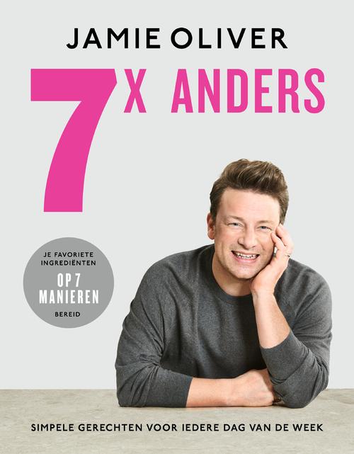 Jamie Oliver – 7 x anders
