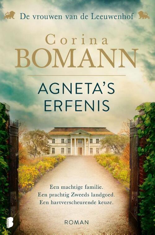 Vrouwen van de Leeuwenhof 1 – Agneta's erfenis