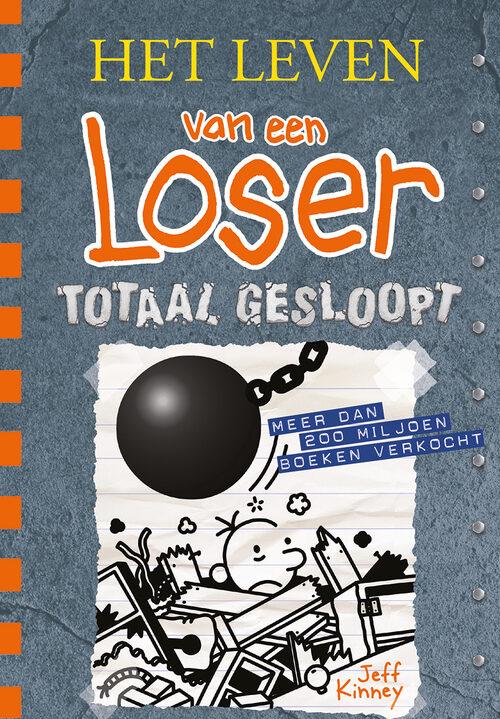 Het leven van een Loser 14 – Totaal gesloopt