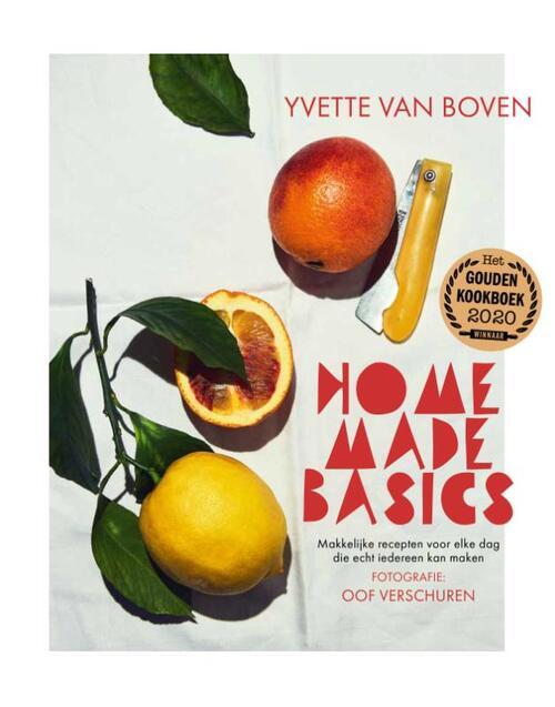 Home Made Basics,Yvette van Boven