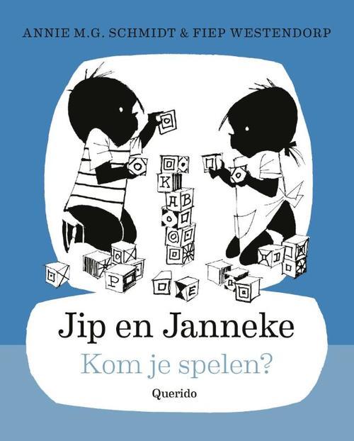 Jip en Janneke, Kom je spelen?