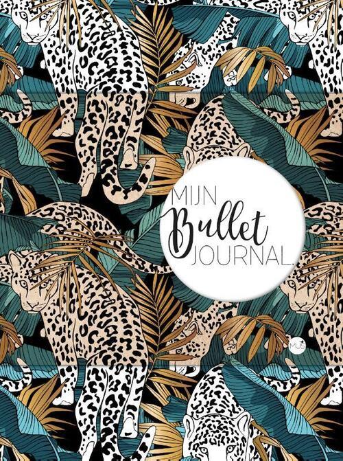 Mijn Bullet Journal Jaguar Jewel
