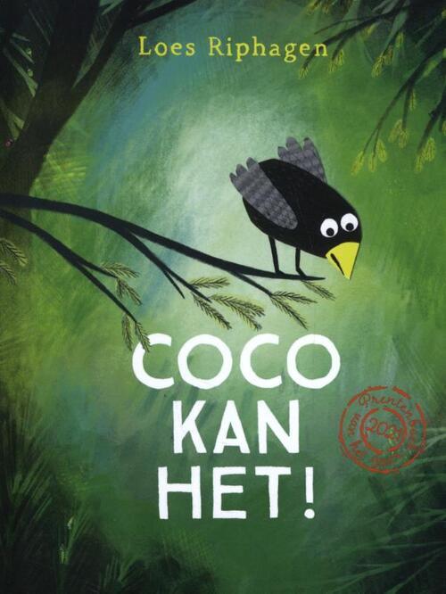 Mini prentenboek Coco kan het !