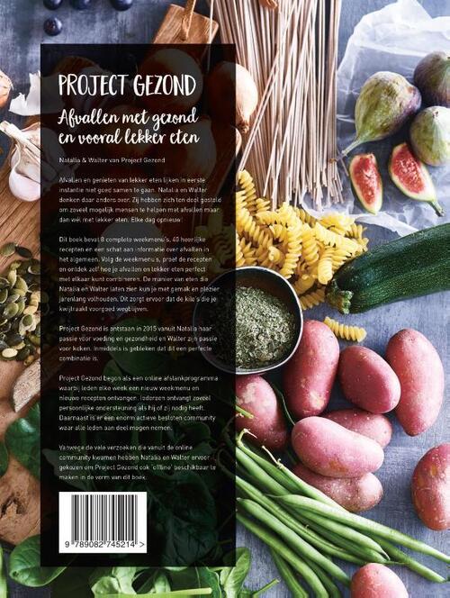 Project Gezond – Afvallen met gezond en vooral lekker eten