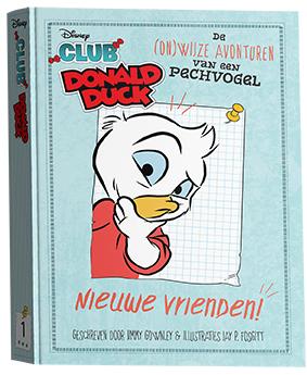 Donald Duck Club Nieuwe Vrienden