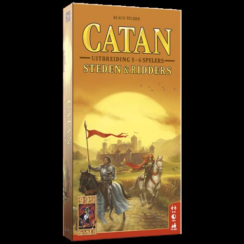 Catan: Steden & Ridders 5/6 spelers