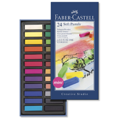 Soft Pastels