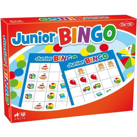 Junior bingo – Kinderspel