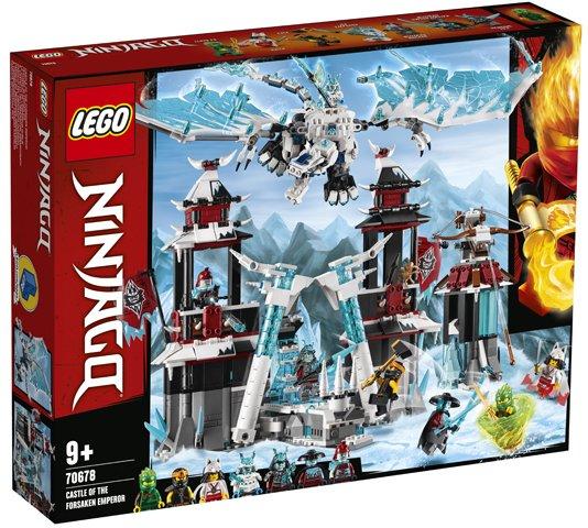 LEGO 70678 Kasteel van de Verlaten Keizer