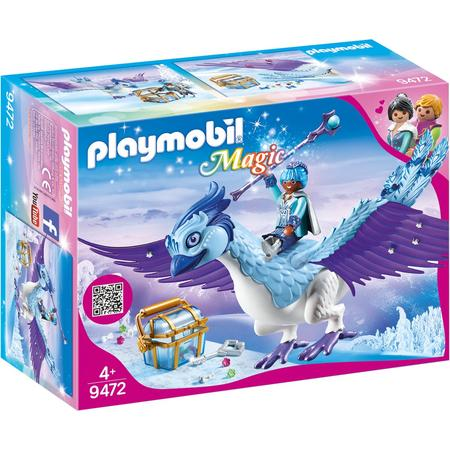 PLAYMOBIL Koninklijke feniks – 9472